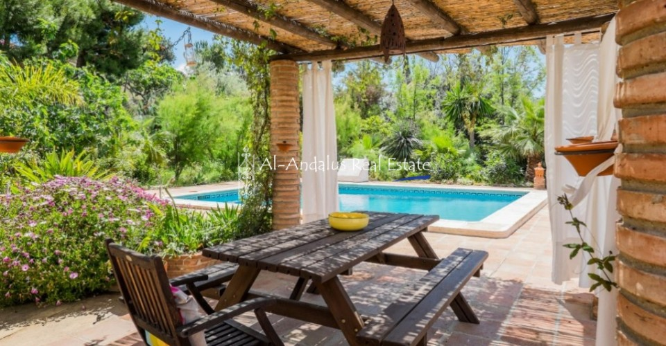 Country Home for sale in Arenas Málaga