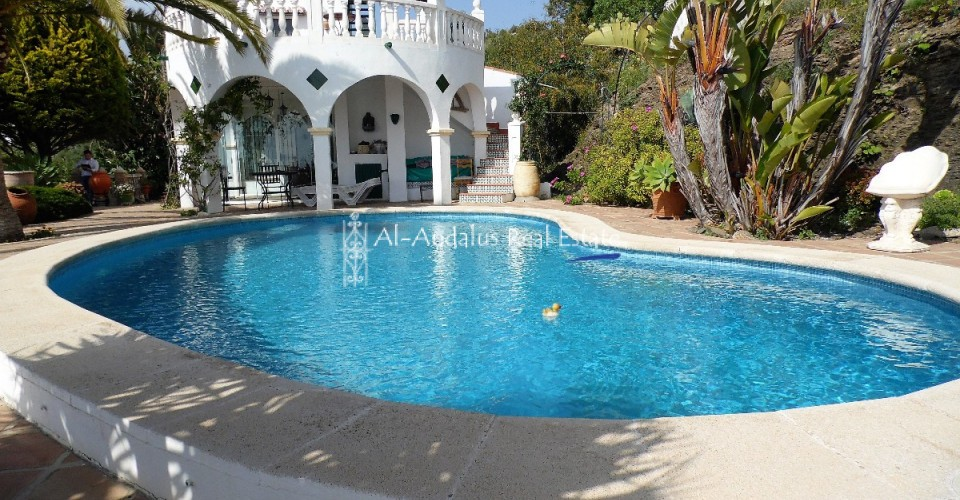 Country Home for sale in Torrox Málaga
